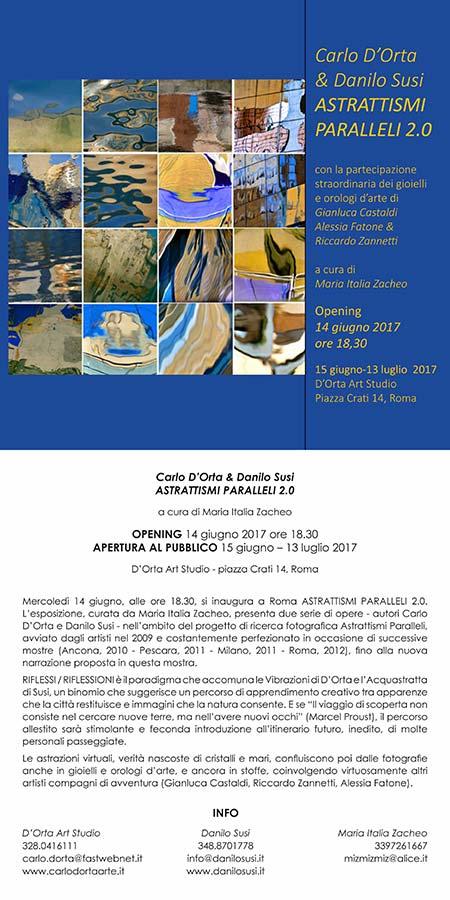 News - Carlo D'Orta Arte